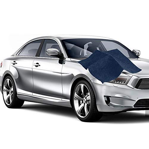 LIUMY Auto Kratzer Reparatur, Politur Auto Kratzer Reparatur, 4pcs Entfernen kleinere Kratzer und Schmutz auf der Oberfläche der Karosserie