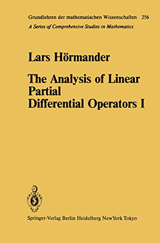 The Analysis of Linear Partial Differential Operators I:...