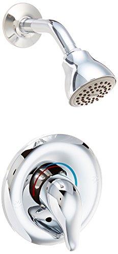 Moen TL182 Single Handle PosiTemp Shower Trim, Chrome