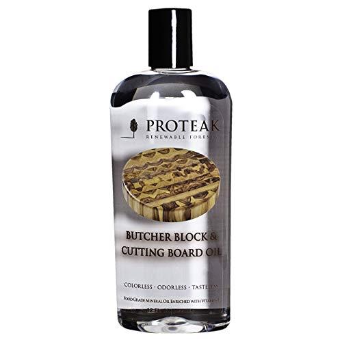 Proteak Teak 12 Ounce Cutting Board Oil
