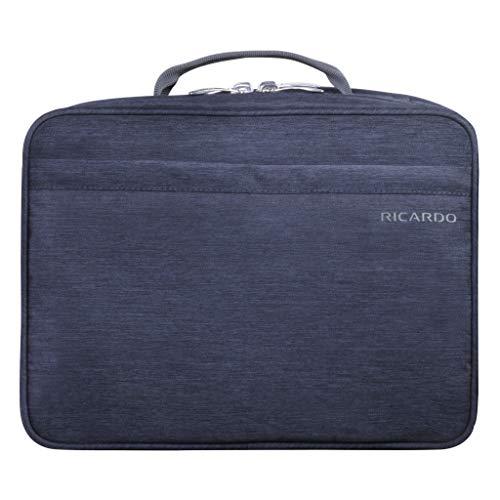 Ricardo Beverly Hills Packing Travel Essentials 2.0 (Graphite, Deluxe Organizer)