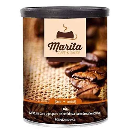 Cafe Marita Burn Control + Hoja de seguimiento + Pautas +Té Detox que te REGALAMOS