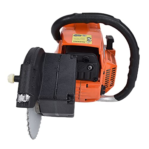 Sierra Circular 8500Rpm, Cortadora Eléctrica Práctica 52Mm Fácil De Usar Para Reparación De Energía Eléctrica(190 mm de peso ligero)