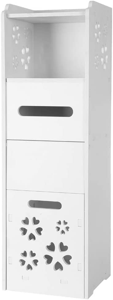 Forart Bathroom Floor Max 74% OFF We OFFer at cheap prices Cabinet Storage