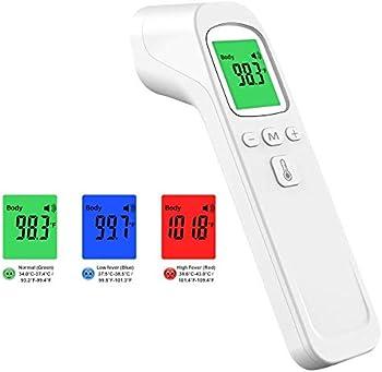 Lamiga Non-Contact Infrared Digital Thermometer