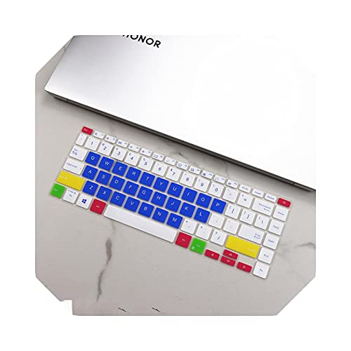 Silicona Laptop Cover for ASUS VivoBook Flip 14 TM420IA TM420 IA TM420I TM420I Skin Protector-candyblue
