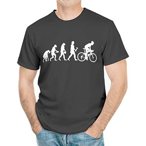 XJJ88 - Camiseta de ciclismo para hombre (manga corta)