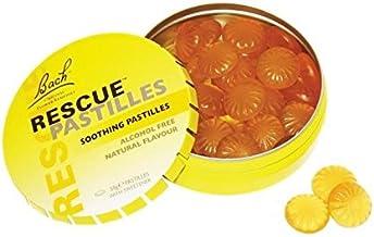 Flores De Bach Originales Rescue Remedy Pastillas Naranja - 50 gr