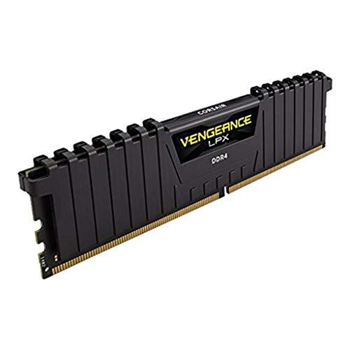 Corsair Memoria DDR4 16GB PC3200 Vengeance LPX Black CMK16GX4M1E3200C16