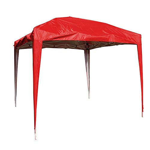 Greenbay 2x2m Pop Up Gazebo Top Cover Replacement Only Canopy Roof Covers Red