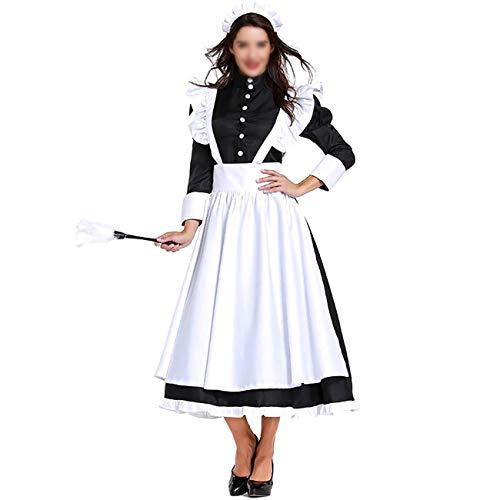 - Französisch Maid Kostüm Halloween