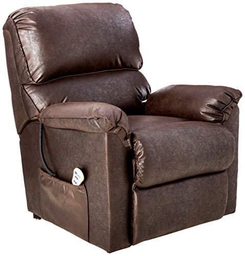 Lane Home Furnishings 4601-15 Lift Chair, Turbo Cocoa