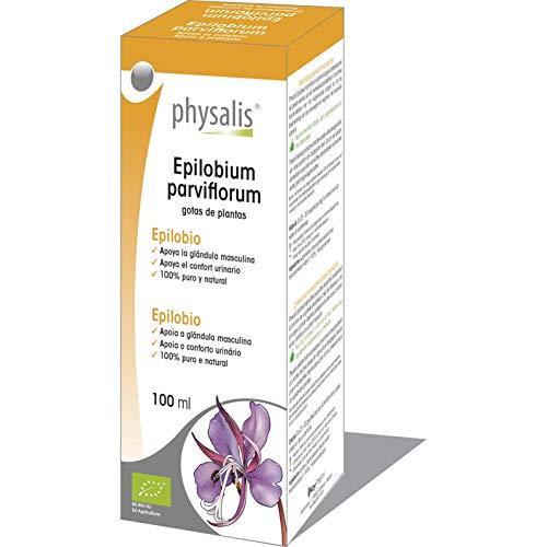 Physalis Gotas de plantas Epilobium parviflorum 100ml
