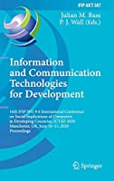 Information and Communication Technologies for Development: 16th IFIP WG 9.4 International Conference on Social Implications of Computers in Developing Countries, ICT4D 2020, Manchester, UK, June 10–11, 2020, Proceedings (IFIP Advances in Information and Communication Technology, 587)