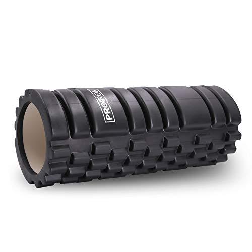 PROIRON Foam Roller per la Terapia del Tessuto Profondo con Griglia Trigger Point Roller per Schiena...