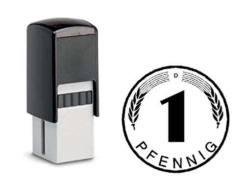 Bonuskartenstempel PFENNIG - Stempel 10 x 10 mm