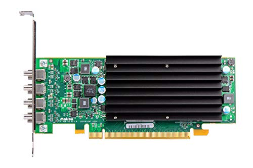 Matrox C420 4 GB GDDR5 - Grafikkarten (C420, 4 GB, GDDR5, 3840 x 2160 Pixel, PCI Express x16 3.0)