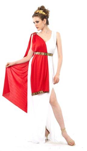 Costume dea romana per donna S