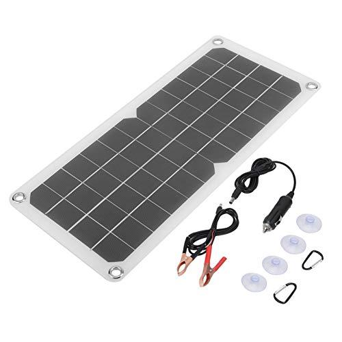 Cargador de energía solar portátil de 10W 18V Cargador de energía solar flexible USB para luces del hogar para todos los electrodomésticos pequeños