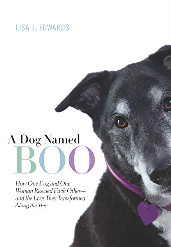 Image of A Dog Named Boo: How One Dog and One Woman Rescued Each Other--and the Lives They Transformed Along the Way
