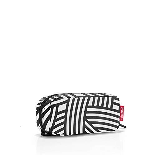 Reisenthel multicase Zebra, Make-Up Taschen, schwarz weiß, Einheitsgröße