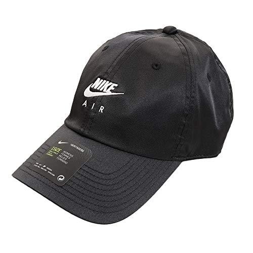Nike Damen Air Heritage86 Kappe Schwarz OS