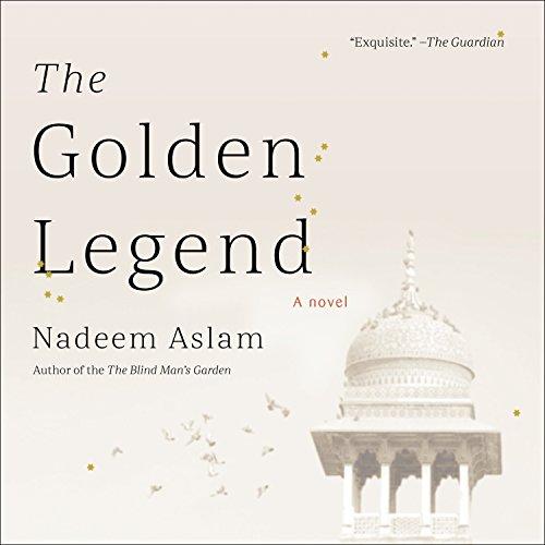 The Golden Legend audiobook cover art