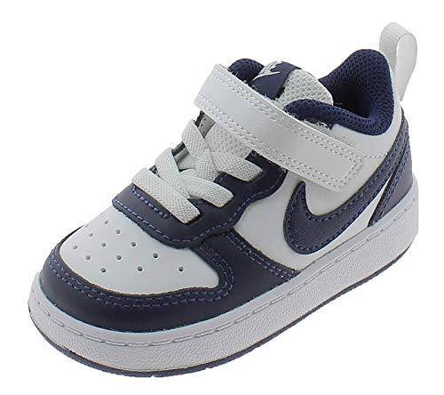 Nike Bq5453-107, Mocassino, White Blue Void, 39 EU