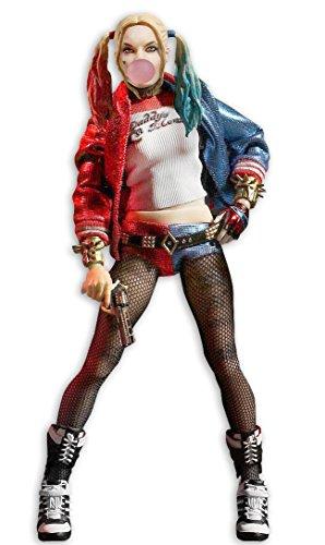 Figura de Acción Suicide Squat ONE:12 Collective - Harley Quinn