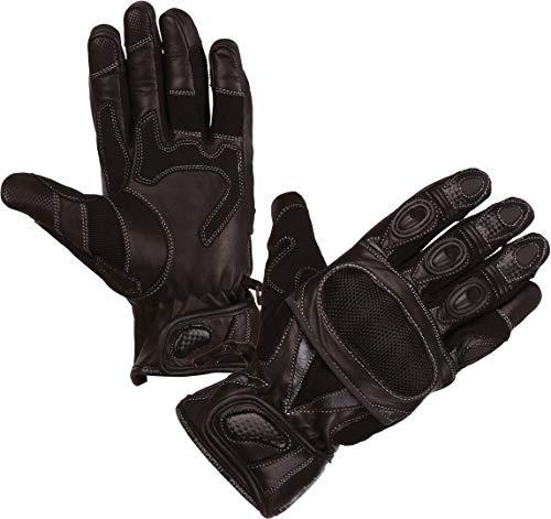 Modeka Sahara S Gants de moto Schwarz 10