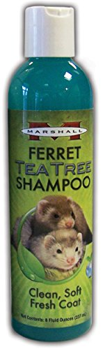 Marshall 8-Ounce Small Animal Tea Tree Shampoo