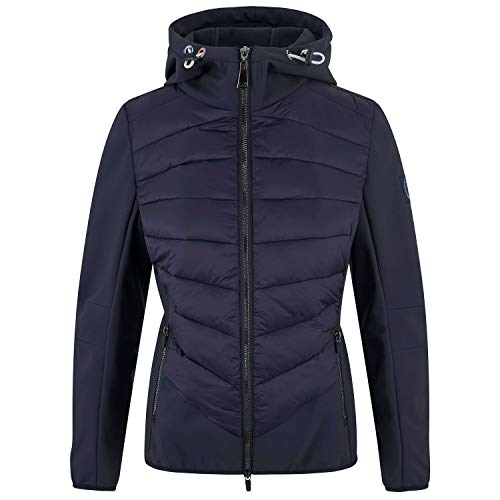 Imperial Riding Rome Womens Riding Jacket Small Navy