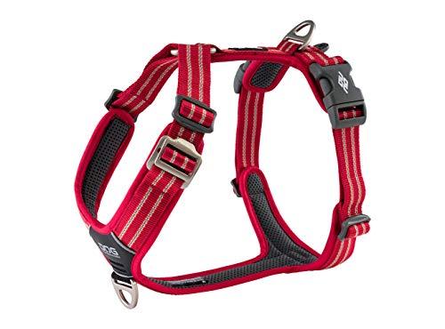 DOG Copenhagen Hundegeschirr V2 Walk Harness (Air) Classic Red Größe XS