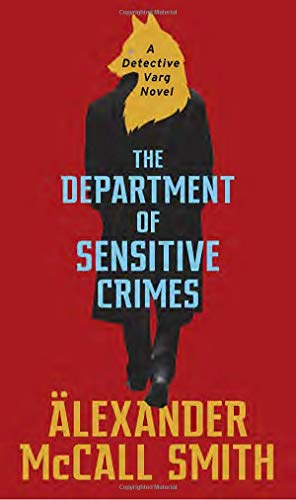 Image of The Department of Sensitive Crimes: A Detective Varg Novel (1) (Detective Varg Series)