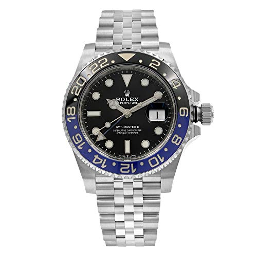 Rolex GMT-Master II Batman Jubilee Men