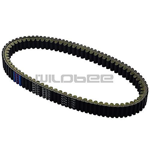 WildBee Getriebe Antriebsriemen Kompatibel mit TGB Blade 550/LT Blade 550, Target 550 Target 550 2013-2015, Blade 500 Blade 500 2015, Target 525 Target 525 2008-2011