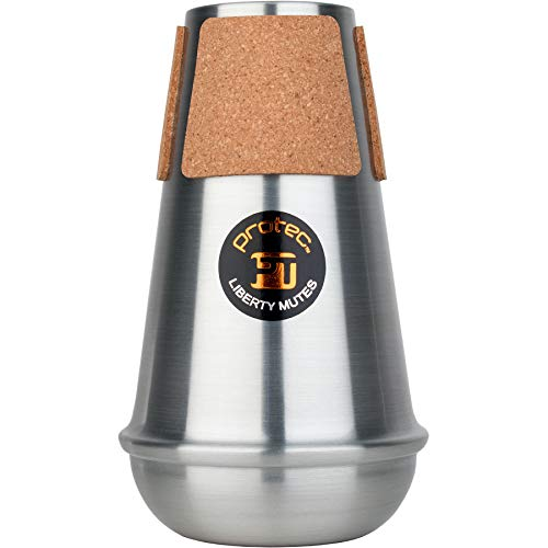 Protec ML205 Liberty Bass Trombone/French Horn Aluminum Practice Mute