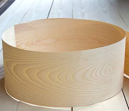 1pc Bois Placages Bois Pied Bricolage Nuit 250x20 cm Chaise Chambre Table de Massage en Bois Meubles Naturel Garde-Robe (Couleur : NV02, Taille : 2500mmX200mm)