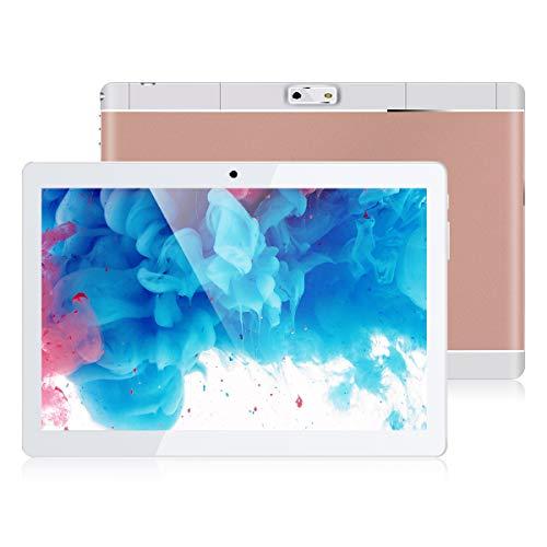 Qimaoo Tablet de 10 pulgadas 4G Android PC Octa-Core 2G RAM + 32G ROM HD 1200 x 1920 1.45 GHz CPU Bluetooth 4.0 WiFi GPS OTG