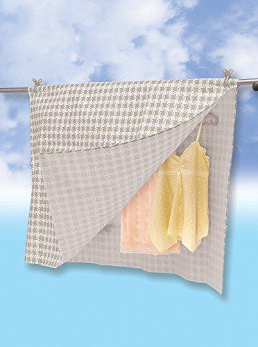 アイリスオーヤマ物干し洗濯物ガードMサイズ約200×148cmSMG-2015