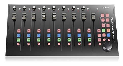 Icon Pro Audio, ICOC-PLATFORMMM+, Icon Pro Audio Platform M+ MIDI control surface