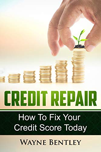 Credit Repair 2020: How To Fix Your Credit Score Today (Improve Your Credit, Guide To Personal And Financial Freedom) by [Wayne Bentley]