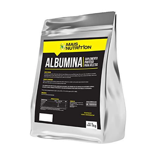 Mais Nutrition Albumina Pó Puro, 1000 g