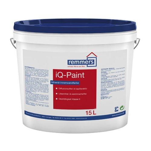 Remmers iQ-Paint Wandfarbe