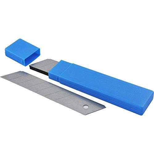 Viwanda Ersatzklingen 25mm Edelstahl-Blätter 10 Einheiten für doppelschließende und einziehbare Messer VICUT