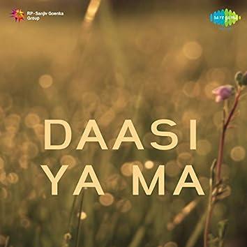 Daasi Ya Ma (Original Motion Picture Soundtrack)