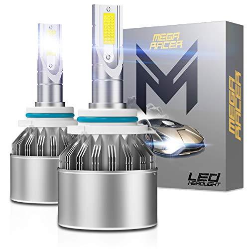 Mega Racer 9005/HB3 LED Headlight B…
