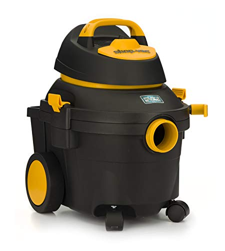 Shop-Vac 4 Gallon 5.5 Peak HP Wet/Dry Utility...