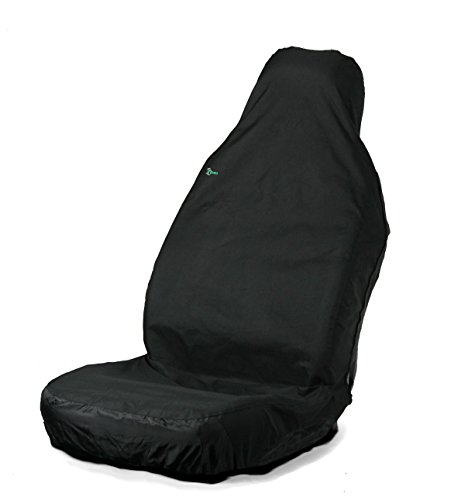 Town and Country Covers 3D Universal Front Seat Cover - Black