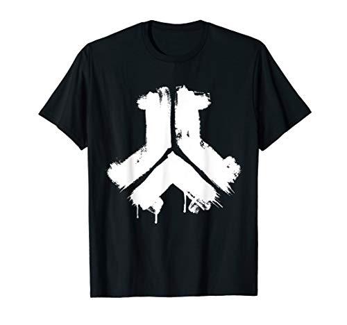 Defqon.1 Large Print Bleed - Hardstyle Gabber Speedcore T-Shirt